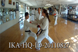 Download the Training Movies and Videos | Soke Tak Kubota Video Karate Session #5 DOWNLOAD