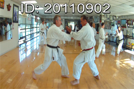 Download the Training Movies and Videos | Soke Tak Kubota Video Karate Session #6 DOWNLOAD
