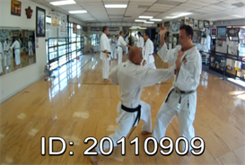 Download the Training Movies and Videos | Soke Tak Kubota Video Karate Session #9 DOWNLOAD