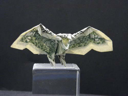 Fourth Additional product image for - Origami Dollar Bill Eagle Tutorial Video