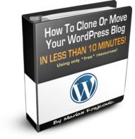 Wordpress Cloner | eBooks | Technical