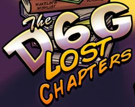 d6g: the lost chapters book 17