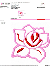 Flower Embroidery Design | Other Files | Arts and Crafts