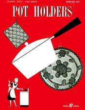 Pot Holders III - Adobe .pdf Format | eBooks | Arts and Crafts