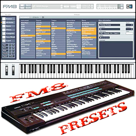 Native Instruments NI FM8 FM 8 ULTIMATE Vsti presets, HUGEPACK DX7 | Music | Soundbanks