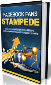 Facebook Fans Stampede | eBooks | Internet