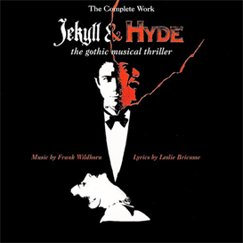 jekyll & hyde original cast recording (1995) (atlantic records) (35 tracks) 320 kbps mp3 album