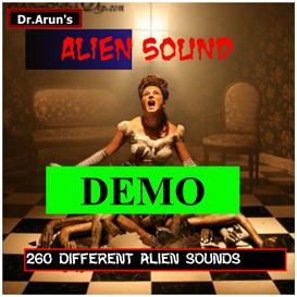 Horror Alien Sounds | Music | Soundbanks