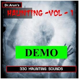 Horror Haunting Sounds - Volume - 1 | Music | Soundbanks