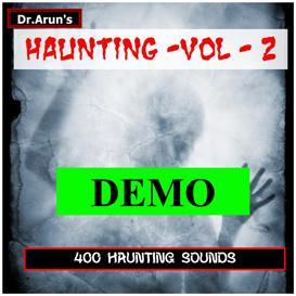 Horror Haunting Sounds - Volume - 2 | Music | Soundbanks
