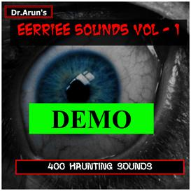 HORROR EEERIEEEE SOUNDS - VOLUME - 1