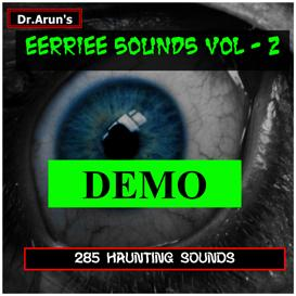 Horror Eeerieeee Sounds - Volume - 2 | Music | Soundbanks