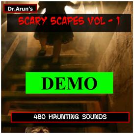 Horror Scary Scapes - Voume - 1 | Music | Soundbanks