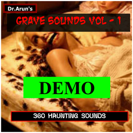 Horror Grave Sounds - Volume - 1 | Music | Soundbanks