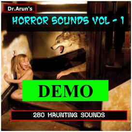 Horror Sounds - Volume - 1 | Music | Soundbanks