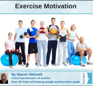 Get Motivated to Exercise with Self Hypnosis | Audio Books | Self-help