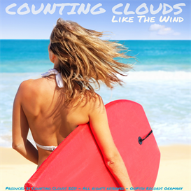 Download the Electronica Music | Counting Clouds - Like The Wind