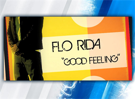Flo Rida - Good Feeling (Club Mix) Lyrics Video