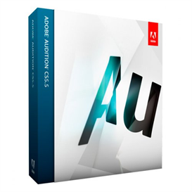 Adobe Audition CS5.5 (Windows & Mac)