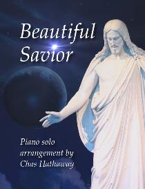 beautiful savior sheet music