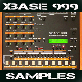 jomox xbase 999 x base 999 xbase999 analog drum akai mpc roland mv kontakt logic exs24 samples