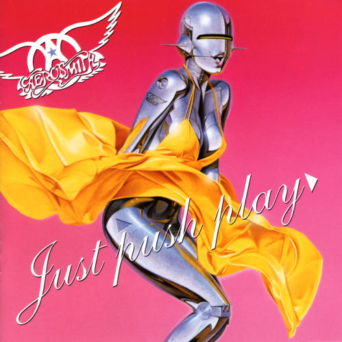 First Additional product image for - AEROSMITH Just Push Play (2001) (COLUMBIA RECORDS) (12 TRACKS) 320 Kbps MP3 ALBUM