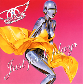 AEROSMITH Just Push Play (2001) (COLUMBIA RECORDS) (12 TRACKS) 320 Kbps MP3 ALBUM | Music | Rock
