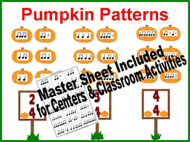 Pumpkin Patterns Kit | Other Files | Patterns and Templates