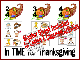 Thanksgiving Patterns Kit | Other Files | Patterns and Templates