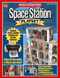 build your own space station playset