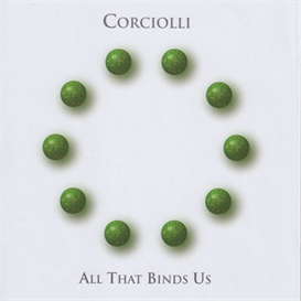 Corciolli All That Binds Us 320kbps MP3 album