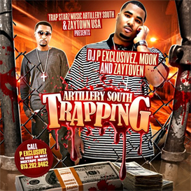 Mook - Artillery South Trapping | Music | Rap and Hip-Hop