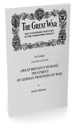 Great Britain's Humane Treatment of German Prisoners of War (c.1917) | eBooks | History