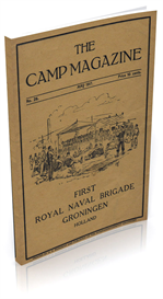 The Camp Magazine, Number 26. (May 1917) | eBooks | History