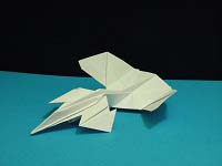 Third Additional product image for - Origami Starship Dragon Tutorial Video