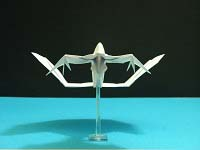 Fourth Additional product image for - Origami Starship Dragon Tutorial Video