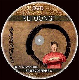 Stress Defense Rei Qong Self Healing Practice