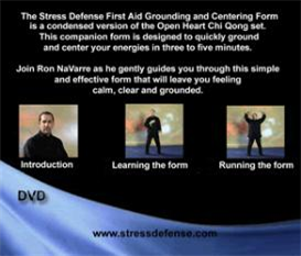 Stress Defense First Aid Form | Movies and Videos | Educational