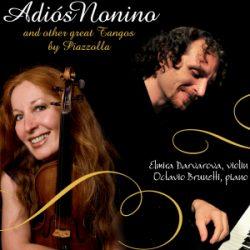Astor Piazzolla: Inverno Porteno - Elmira Darvarova / Octavio Brunetti | Music | International