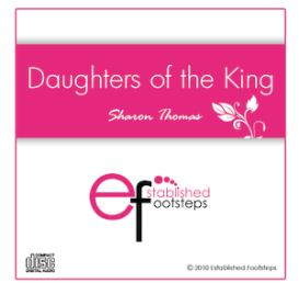 Daughters of the King | Audio Books | Religion and Spirituality