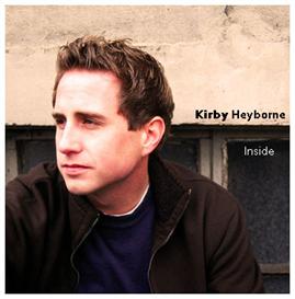 kirby heyborne - inside album - digital download