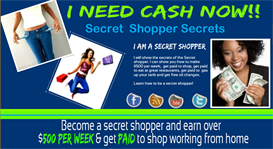 secret shopper secrets mp3