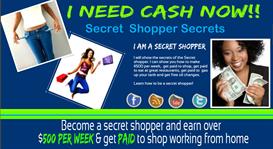 secret shopper secrets mp3