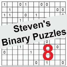 binary puzzles 08