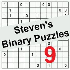 binary puzzles 09