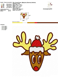 Christmas Embroidery Designs | Crafting | Sewing | Other