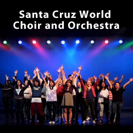 """In the Loop""  Episode 4 Santa Cruz World Choir and Orchestra"