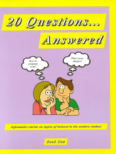 20 questions...answered, book 1