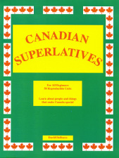 Canadian Superlatives | eBooks | Education
