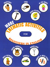 More Thematic Activities for Beginners in English | eBooks | Education
